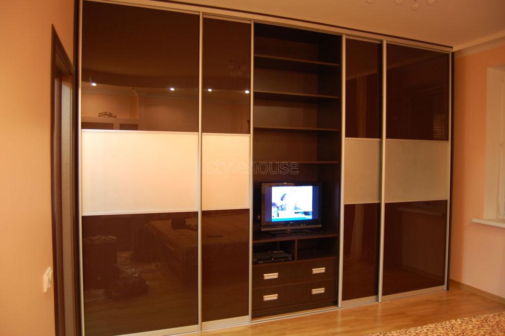 Шкафы-купе мебель стиль.